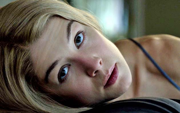 Gone Girl Amy Dunne Rosamund Pike