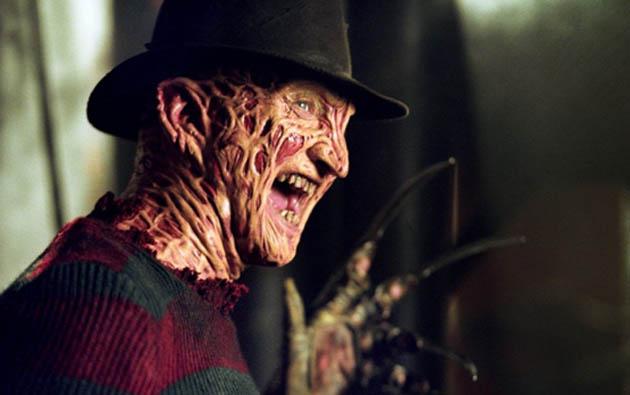 Scariest Movies A Nightmare on Elm Street Freddy Krueger