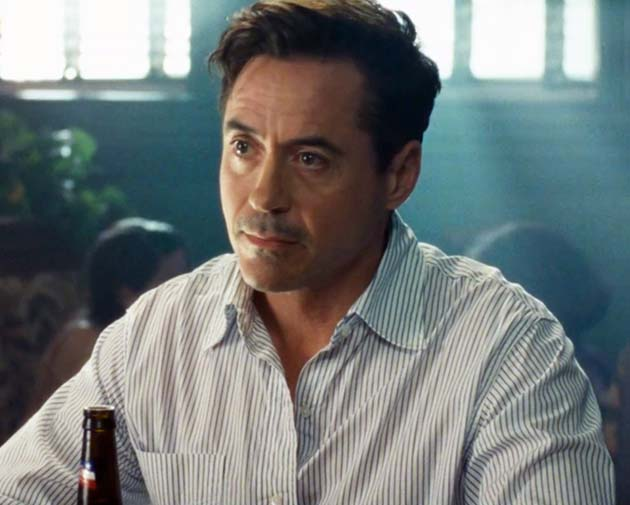 The Judge Robert Downey Jr box office flop