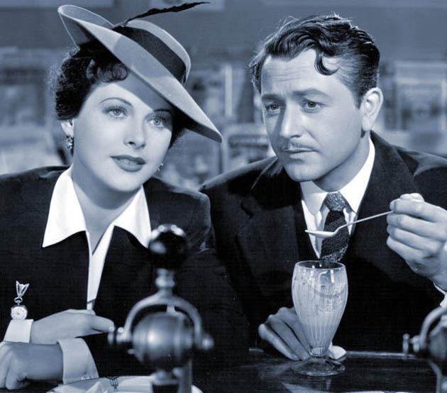 Hedy Lamarr H.M. Pulham Esq. Robert Young