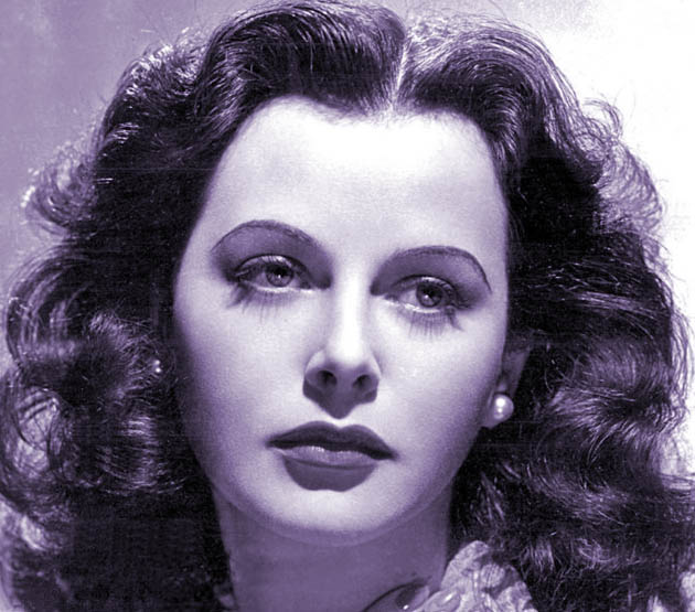 Hedy Lamarr Hollywood glamour queen