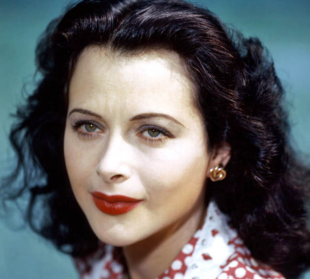 Hedy Lamarr Inventor