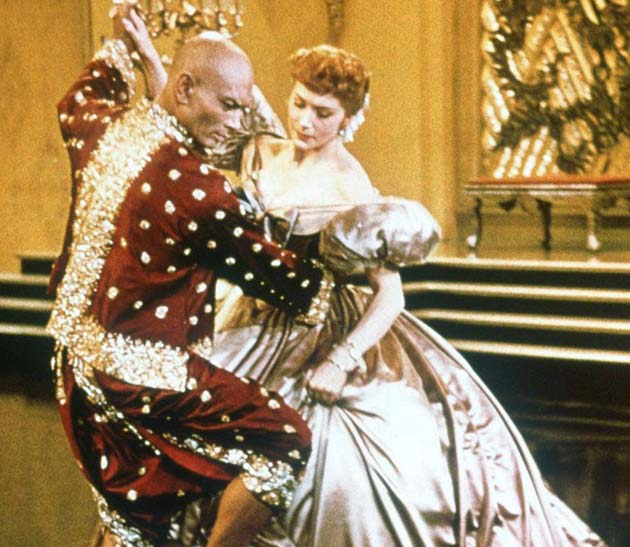 The King and I 1956 Deborah Kerr Yul Brynner