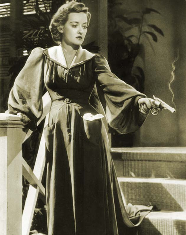 The Letter 1940 Movie: Bette Davis Superb Femme Fatale
