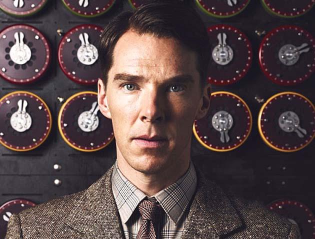 Benedict Cumberbatch The Imitation Game Academy invitee