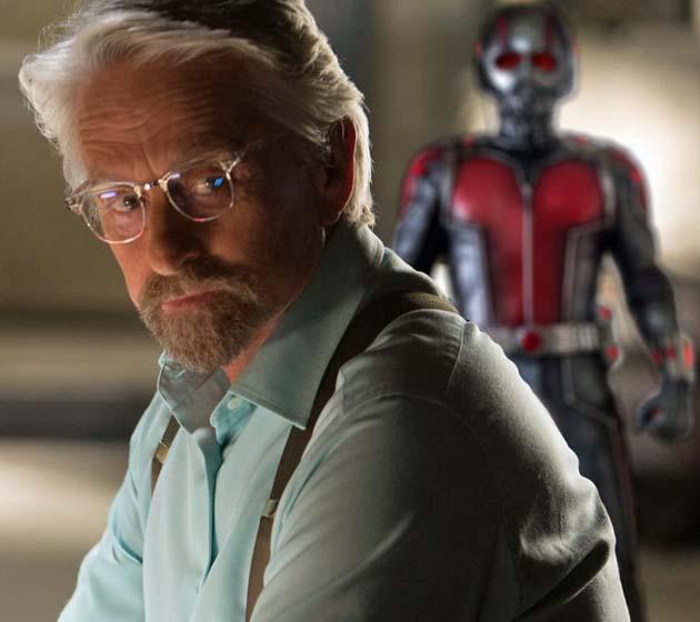Ant-Man Michael Douglas Dr. Hank Pym