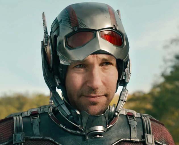 Ant-Man Paul Rudd Scott Lang