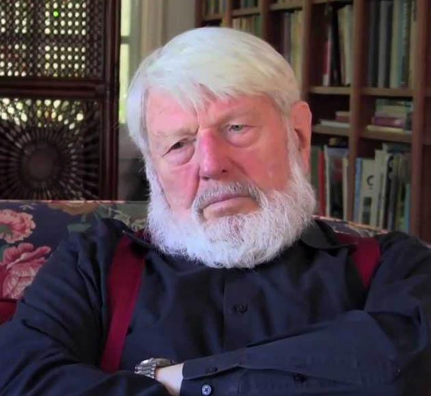 Theodore Bikel folk singer