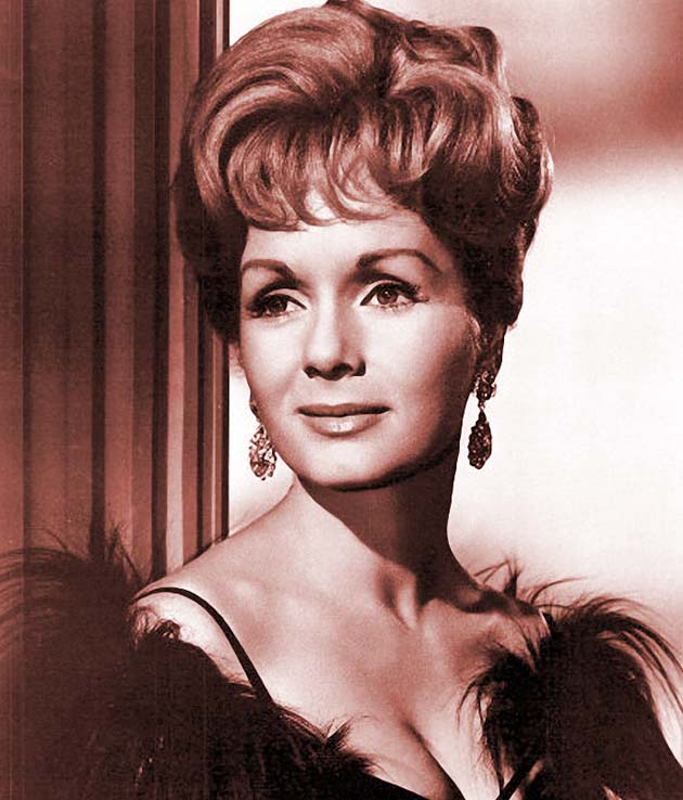 Debbie Reynolds The Unsinkable Molly Brown her one and only Best Actress Oscar nomination
