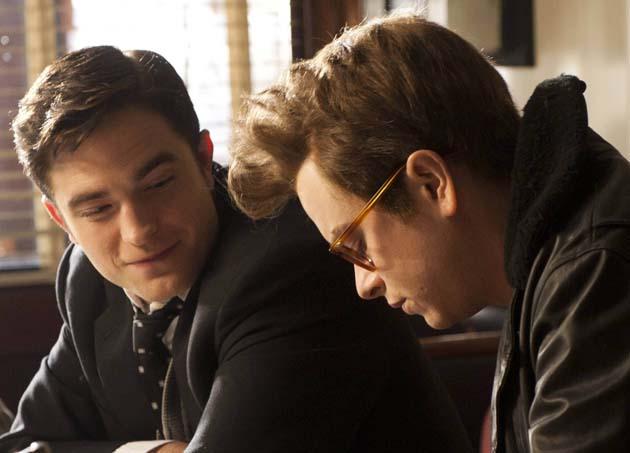 Robert Pattinson Life movie