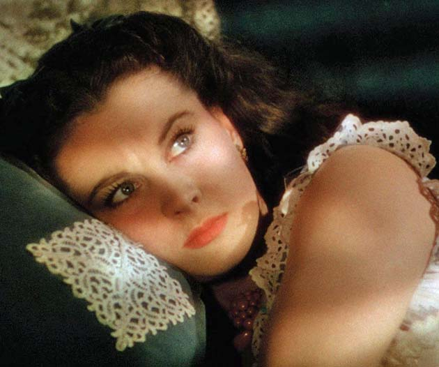 Vivien Leigh Scarlett O'Hara Gone with the Wind