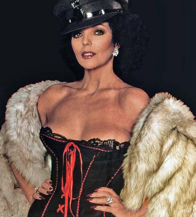 Joan Collins The Bitch