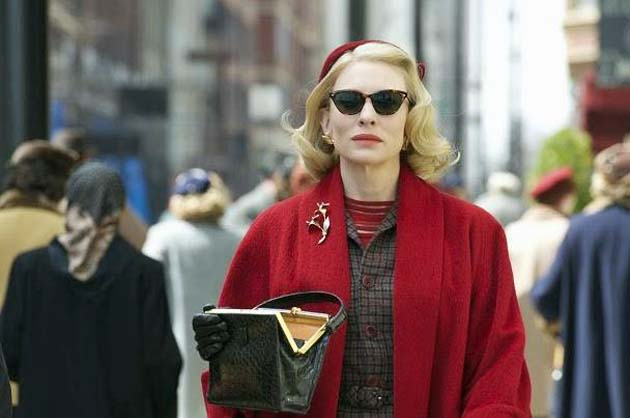 Critics' Choice Awards Cate Blanchett Carol Star Wars controversy