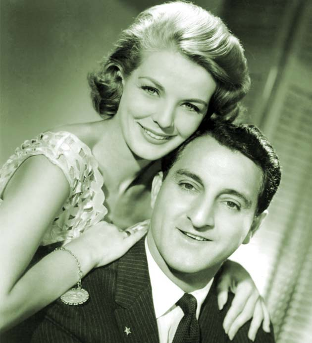 Marjorie Lord Danny Thomas Make Room for Daddy TV hit of the 1950s