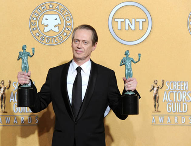 Steve Buscemi SAG Awards Best Actor winner