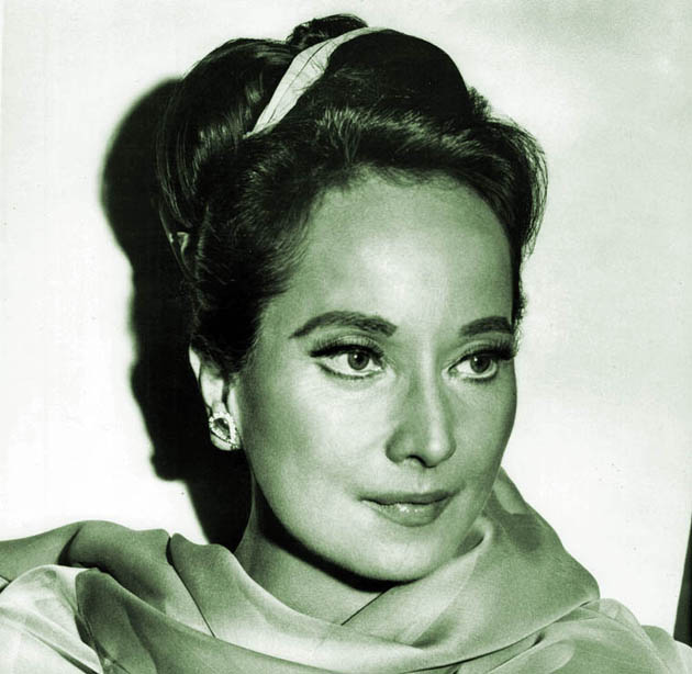 Merle Oberon beautiful