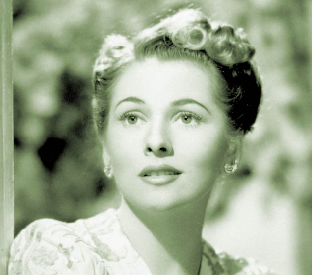Rebecca 1940 actress Joan Fontaine first and only Oscar winner directed by Alfred Hitchcock