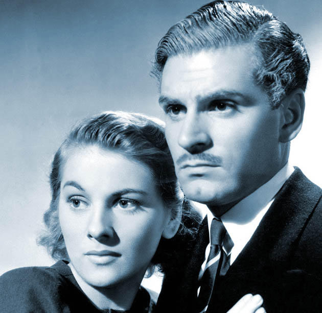 Rebecca 1940 with Laurence Olivier Joan Fontaine: Novelist Daphne Du Maurier accused of plagiarism