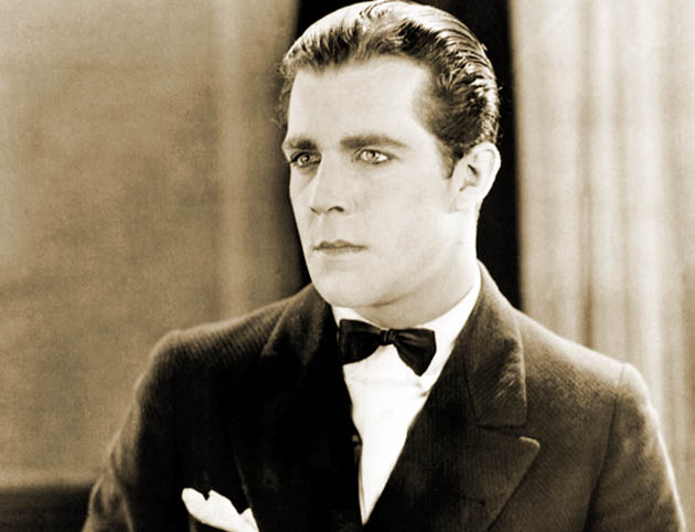 Reed Howes: silent era leading man was 1 of two swampland suitors of racially confused Olive Borden