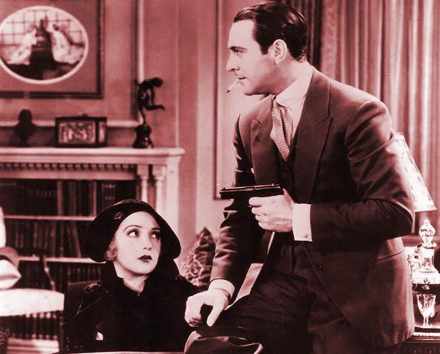The Maltese Falcon 1931 with Ricardo Cortez Bebe Daniels: enjoyable Dashiell Hammett novel adaptation