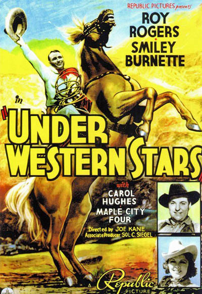 Under Western Stars Roy Rogers: water as universal human right while politicians should represent the people not lobbyists