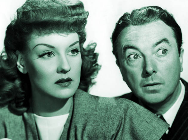 Ann Savage Scared Stiff Jack Haley: No career boost no Martin-Lewis comedy connection