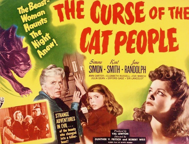 The Curse of the Cat People: Movie buff + film scholar DeWitt Bodeen fantasy