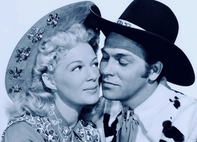 Howard Keel Annie Get Your Gun Betty Hutton: Troubled + costly production lucked out