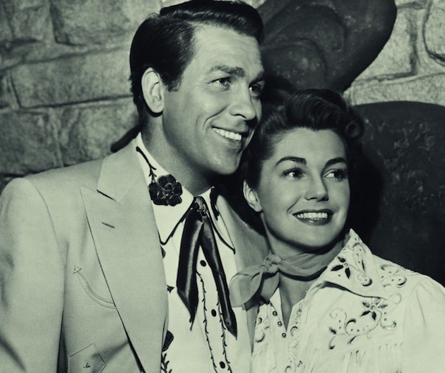 Howard Keel Texas Carnival Esther Williams: MGM musicals big-sized broad-shouldered couple