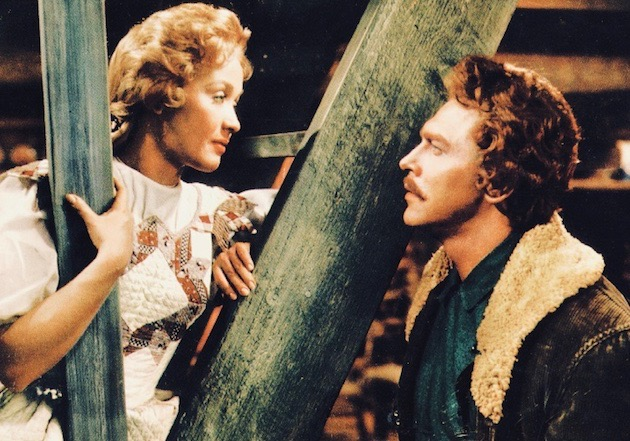 Seven Brides for Seven Brothers Howard Keel Jane Powell: Sleeper blockbuster