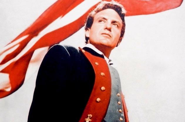 John Paul Jones Robert Stack: 4th of July movies lionize complex historical figures