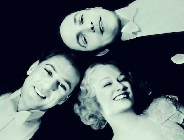 Miriam Hopkins Design for Living Gary Cooper Fredric March: Frolicsome pre-Code threesome