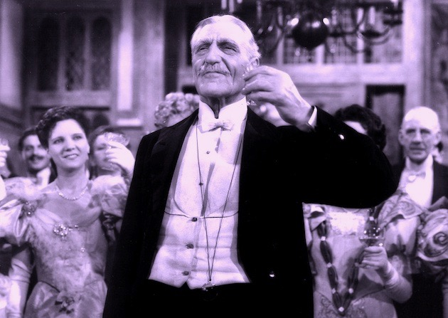 The Four Feathers C. Aubrey Smith: British Empire salute features Hollywood Raj Lieutenant-Governor