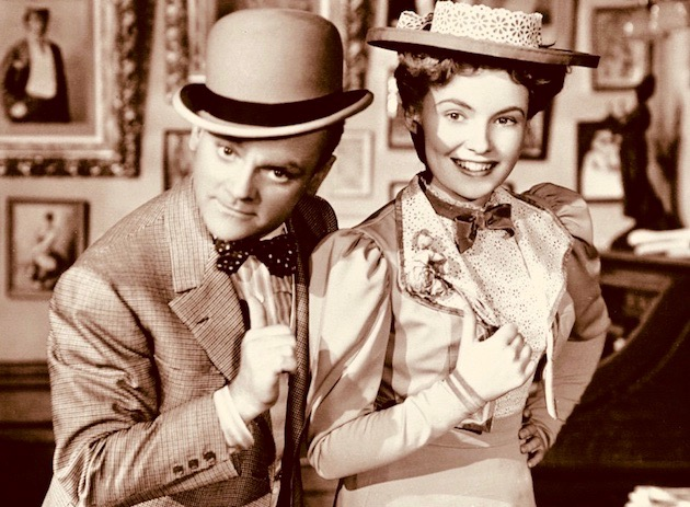 Yankee Doodle Dandy Joan Leslie James Cagney: Independence Day movies' George M. Cohan