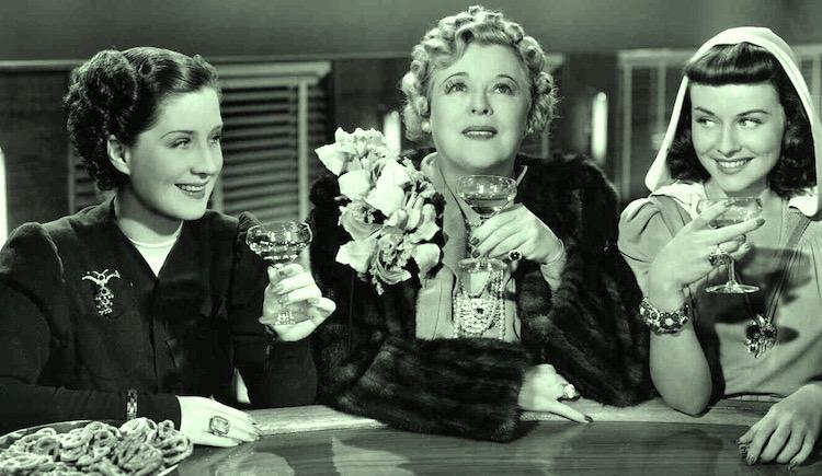 The Women movie Mary Boland Paulette Goddard Norma Shearer