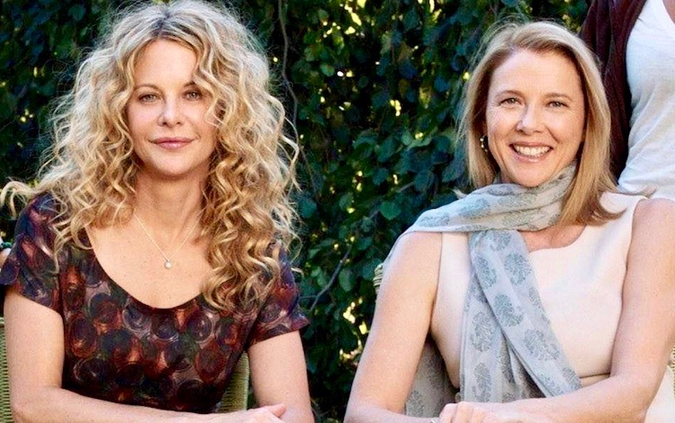 The Women remake Annette Bening Meg Ryan: Widely panned feminist celebration