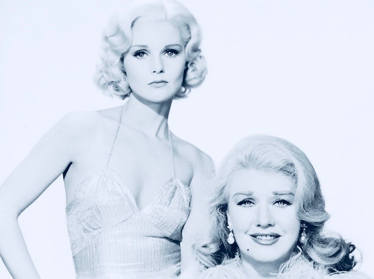 Actress Carol Lynley Harlow 1965 Ginger Rogers