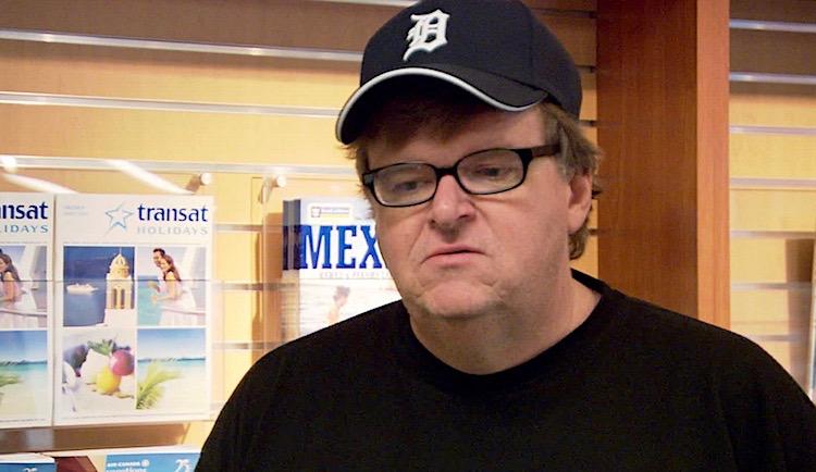 El Chupacabra Michael Moore Sicko