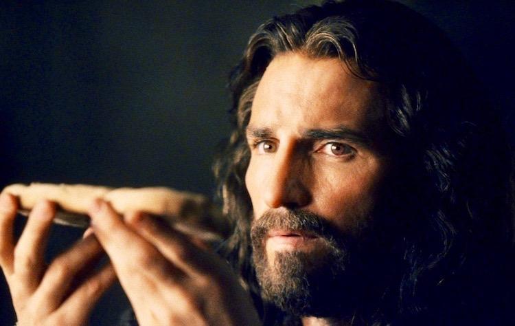 The Big Question Christ actor Jim Caviezel