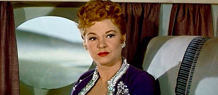 The High and the Mighty Claire Trevor