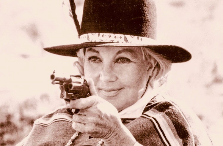 Actress Ann Sothern Crazy Mama