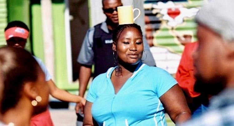 South African dance movie U-Carmen eKhayelitsha Pauline Malefane