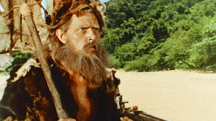 Dan O'Herlihy Adventures of Robinson Crusoe