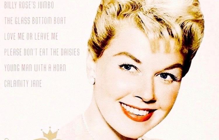 Doris Day DVD Collection boxset