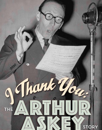 I Thank You: The Arthur Askey Story book