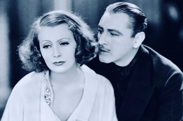John Barrymore Grand Hotel Greta Garbo