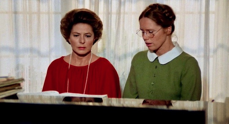 Autumn Sonata Liv Ullmann Ingrid Bergman: Ingmar Bergman film series