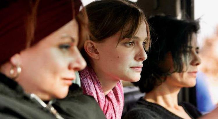 Hana Laslo Free Zone Natalie Portman Hiam Abbass