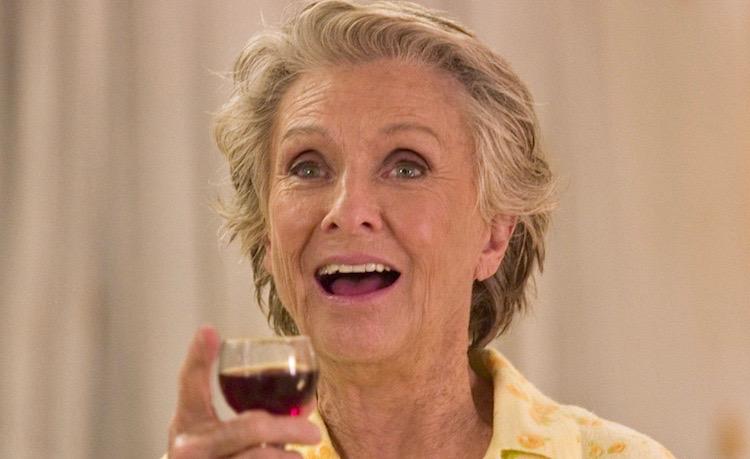 Spanglish Cloris Leachman