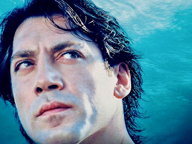 The Sea Inside Javier Bardem